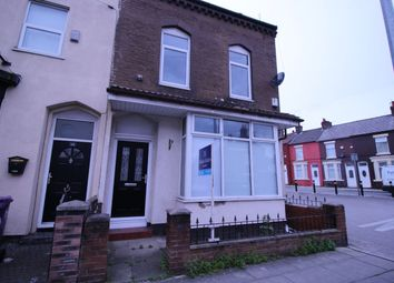 Thumbnail 3 bed terraced house to rent in Abbey Road, Liverpool