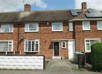 Thumbnail 3 bed terraced house to rent in Chidlow Road, Nottingham