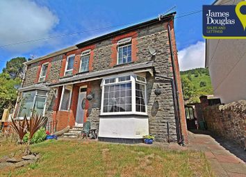 Thumbnail 4 bed semi-detached house for sale in St. Stephens Avenue, Pentre, Rhondda Cynon Taff