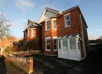 Thumbnail 3 bed detached house to rent in Arnewood Road, Bournemouth
