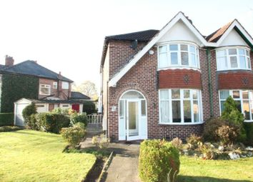 Thumbnail 3 bed semi-detached house to rent in Walton Road, Sale
