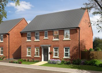 Thumbnail 4 bed detached house for sale in Main Road, Earls Barton, Northampton