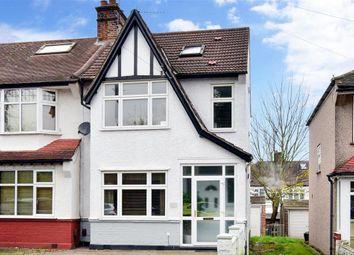 4 bed end terrace house for sale in Braemar Avenue, South Croydon, Surrey CR2