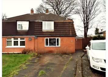 Thumbnail 2 bed semi-detached house for sale in Dawberry Fields Road, Birmingham