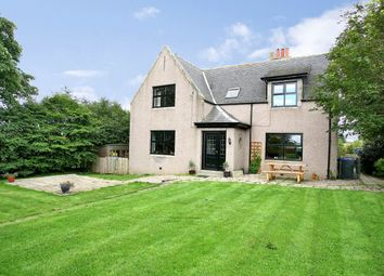 Thumbnail 4 bed detached house to rent in Upperton Farmhouse, Cairnbanno, New Deer