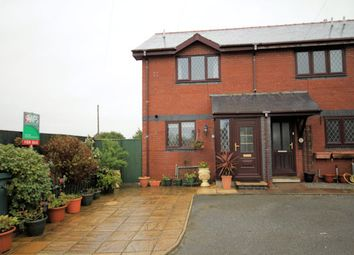 Thumbnail 2 bedroom semi-detached house for sale in St Cadfans Wells Road, Tywyn