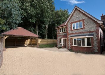 Thumbnail 4 bed detached house for sale in Stakes Hill Road, Waterlooville