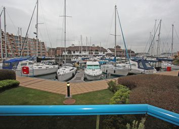 Thumbnail 1 bed flat for sale in Oyster Quay, Port Solent, Portsmouth