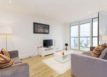 Thumbnail 2 bedroom flat to rent in Admirals Tower, 8 Dowells Street, New Capital Quay, Greenwich, London
