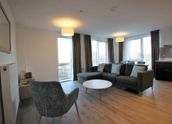 Thumbnail 3 bed flat to rent in 3, Lockside Lane, Salford