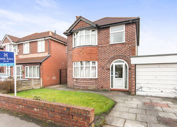 Thumbnail 3 bed detached house for sale in Marsden Drive, Timperley, Altrincham