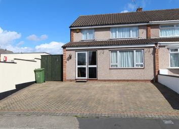 Thumbnail 3 bed semi-detached house for sale in Parkwood Close, Whitchurch, Bristol