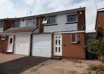 Thumbnail 3 bed semi-detached house for sale in Frederick Road, Selly Oak, Birmingham, West Midlands
