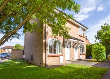 Thumbnail 2 bed semi-detached house to rent in Roman Way, Bicester