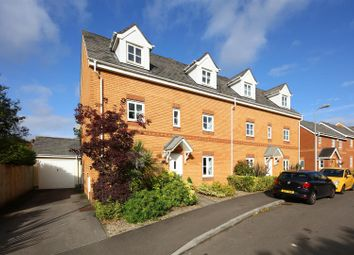 Thumbnail 4 bedroom semi-detached house for sale in Ragnall Close, Thornhill, Cardiff
