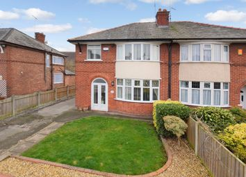 Thumbnail 3 bed semi-detached house for sale in Marlston Avenue, Chester
