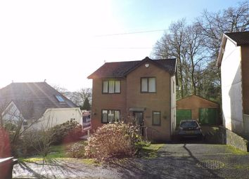 Thumbnail 3 bed detached house for sale in Coedcae, Pontardawe, Swansea
