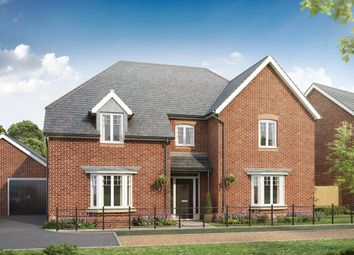 "Thumbnail 5 bed detached house for sale in ""Evesham"" at Barnhorn Road, Bexhill-On-Sea"