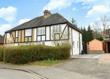 Thumbnail 3 bed semi-detached house for sale in Addison Close, Northwood