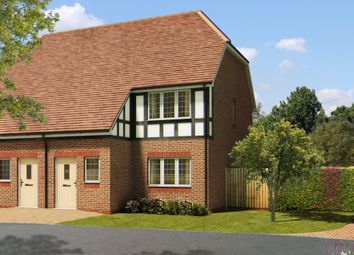 Thumbnail 3 bed semi-detached house for sale in Cuckfield Road, Burgess Hill