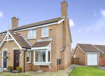 Thumbnail 3 bed semi-detached house for sale in Jackson Drive, Stokesley, Middlesbrough