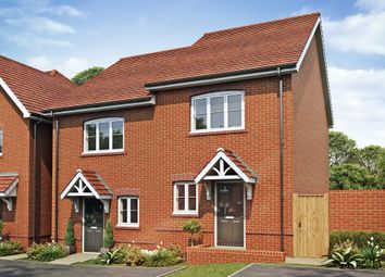 Thumbnail 2 bed terraced house for sale in Corunna By Bellway, Aldershot