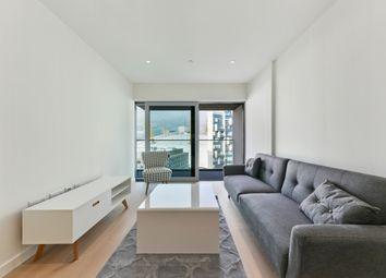 Thumbnail 1 bed flat to rent in Upper Riverside, Greenwich Peninsula, London