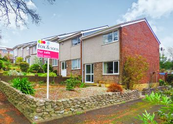 Thumbnail 2 bedroom end terrace house for sale in Ashdown Walk, Plymouth
