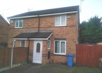 Thumbnail 2 bed semi-detached house to rent in Belton Road, Huyton, Liverpool