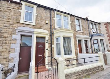Thumbnail 3 bed terraced house for sale in Causeway Road, Seaton, Workington