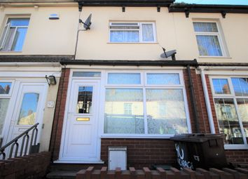 3 bed terraced house to rent in Vicarage Road, Wolverhampton WV2