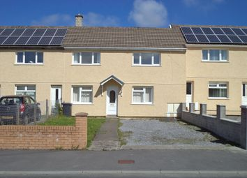 Thumbnail 3 bed property to rent in Queensway, Garnlydan, Ebbw Vale