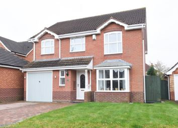 Thumbnail 4 bed detached house for sale in Swale Road, Walmley, Sutton Coldfield