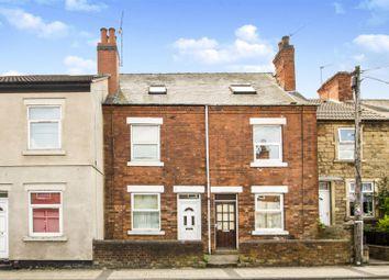 Thumbnail 2 bedroom terraced house for sale in Newgate Lane, Mansfield