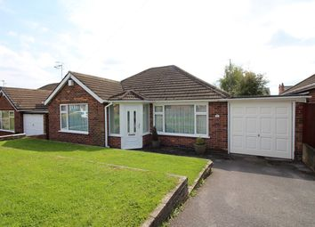 Thumbnail 3 bedroom detached bungalow for sale in Brendon Drive, Kimberley, Nottingham
