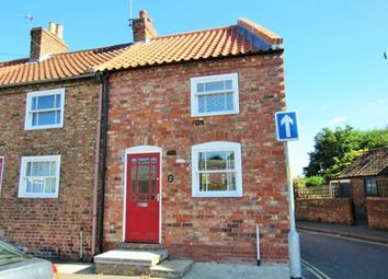 Thumbnail 1 bed terraced house to rent in Newmarket, Louth