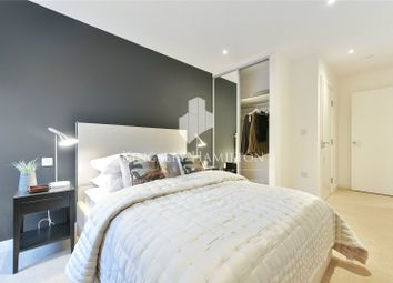 Thumbnail 2 bed flat to rent in Discovery Tower, 1 Terry Spinks Place, London
