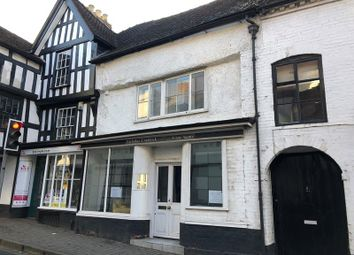 Thumbnail Retail premises to let in Ground Floor Premises, New Street, Ledbury