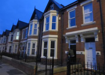 Thumbnail 1 bedroom flat to rent in Wingrove Road, Arthurs Hill, Newcastle Upon Tyne