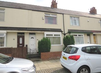 Thumbnail 2 bed terraced house for sale in Wembley Street, Middlesbrough