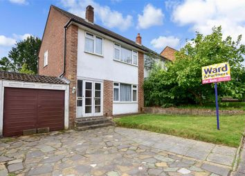 Thumbnail 3 bed semi-detached house for sale in Green Way, Tunbridge Wells, Kent