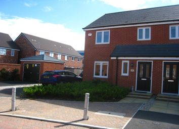 Thumbnail 3 bed semi-detached house for sale in Astoria Drive, Bannerbrook Park, Coventry