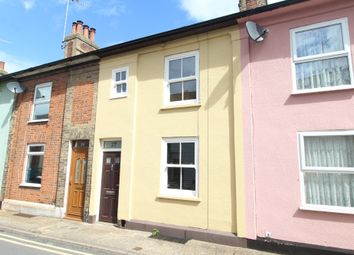 Thumbnail 2 bed terraced house for sale in St. Johns Place, Bury St. Edmunds