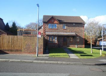 Thumbnail 3 bed detached house for sale in Longfellow Avenue, Hawarden, Flintshire