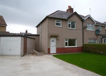 Thumbnail 3 bed property to rent in Langdale Road, Morecambe