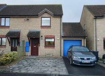Thumbnail 2 bedroom semi-detached house to rent in Thrift Close, Stalbridge, Sturminster Newton