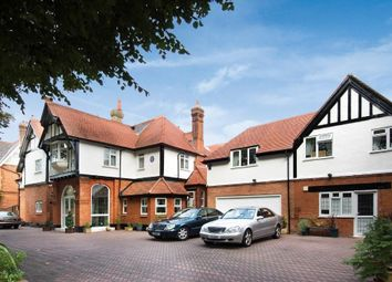 Thumbnail 10 bed detached house for sale in Grove Park Gardens, Chiswick