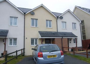 3 bed terraced house for sale in Bryn Steffan, Lampeter SA48