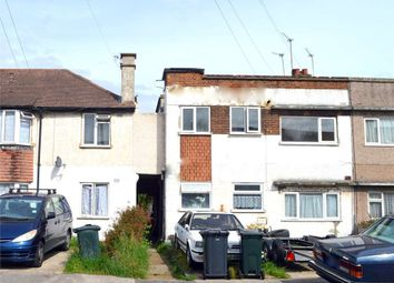 Thumbnail 2 bed flat to rent in Burnham Crescent, Dartford, Kent