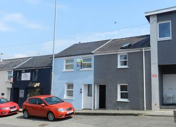 2 bed terraced house for sale in Dew Street, Haverfordwest, Pembrokeshire SA61